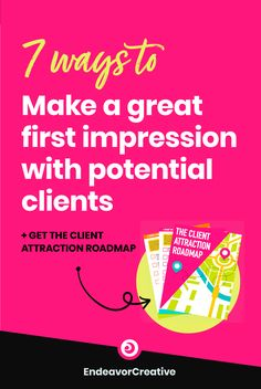 Here are 7 ways you can get a leg up on your competition to make a great first impression with prospective clients. Start Up Business, Business Tips, Online Business, How To Get Clients, Make More Money, How To Make, Sales Techniques, Online Marketing Strategies, Sales Tips