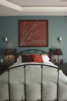 Paint my bedroom this color??