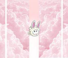 club penguin- bunny puffle wallpaper