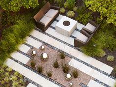 Arterra Landscape Architects, stunning and modern