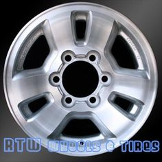 """Toyota wheels for sale 4Runner Tacoma 95-02. 15"""""""" Machined rims 69346"""