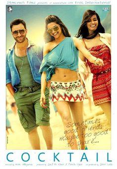 Cocktail - Starring Saif , Deepika and Diana