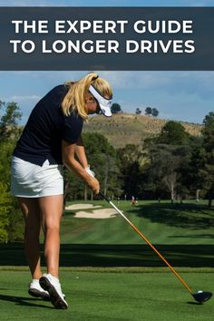 25 of WomensGolf.com's LPGA and PGA Instructors answer the question: What is your advice for golfers who want to drive the ball further off the tee? #golf #golftip #golfswing #golflessons #womensgolf Driving Practice, Golf Books, Best Golf Courses, Golf Drivers, Golf Instruction, Driving Tips, Long Drive, Golf Training, Lpga