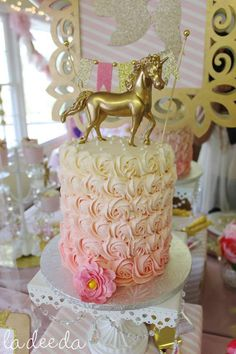 Magical Unicorn Birthday Party Ideas | Photo 1 of 21 | Catch My Party