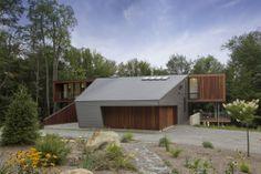 Berkshire Pond House / David Jay Weiner Berkshire Pond House / David Jay Weiner – Plataforma Arquitectura