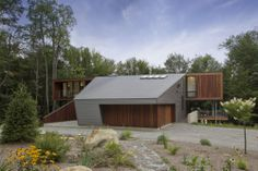 Berkshire Pond House / David Jay Weiner Berkshire Pond House / David Jay Weiner – Plataforma Arquitectura