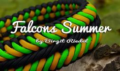 Falcons Summer | Swiss Paracord