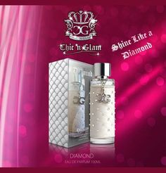 Diamond Perfume by Chic'n Glam for Women
