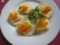 Carole's Chatter: Cheese and crackers