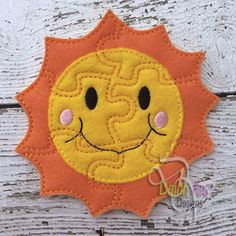 Sun Felt Puzzle and many more items are available for purchase at https://www.etsy.com/shop/SchoolhouseBoutique