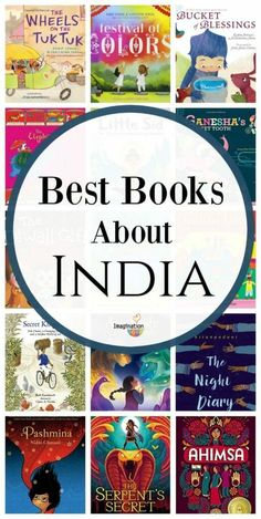Great list -- Best Children's Books About India, Indian Culture, and Indian Mythology Children's Books, Good Books, Music Books, Best Children Books, Thinking Day, Chapter Books, Children's Literature, Book Lists, Reading Lists