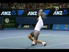 Hilarious point between Nadal,Federer and Novak