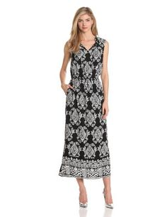Summer Dresses Women Over 50 | Summer Dresses with 3/4 Sleeves for Mature Women