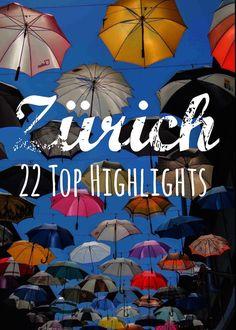 Warst du schon einmal in Zürich? Wenn nicht, dann pack die Stadt ganz schnell auf deine Bucket List. PASSENGER X verrät dir 22 Highlights in Zürich, die eine Reise wert sind.