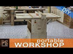 Making a Portable Workshop