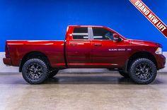 "NWMS Installed 6"" Fabtech lifted 2012 Dodge Ram 1500 Sport 4x4 Truck For Sale | Northwest Motorsport"