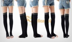 Aliexpress.com : Buy LS001 New Arrival Womens Over knee Stovepipe ...