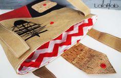 E-Book Lucy in vielen Variationsmöglichkeiten von #Kreativlaborberlin - Tasche aus #SnapPap #Kork #Kunstleder