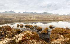 Nordic landscapes by Jens Fersterra, via Behance