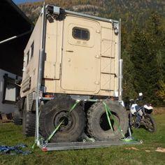 Ev Truck, Truck Camper, Trucks, Land Rover 130, Camper Equipment, Mercedes Truck, Adventure Campers, Expedition Vehicle, Mobile Home
