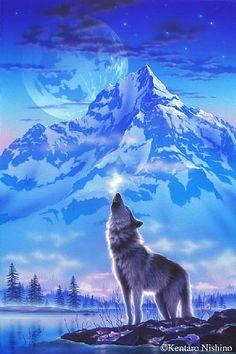 Song of Soul 2 - Wolf by Kentaro Nishino