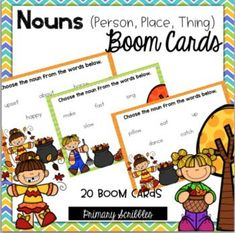 Perfect for the Digital Classroom. A great fun-like game for students to practice finding nouns. Comprehension Strategies, Reading Comprehension, Teaching Math, Teaching Resources, Reading Skills, Guided Reading, Motivational Activities, Math Challenge, Behavior Plans