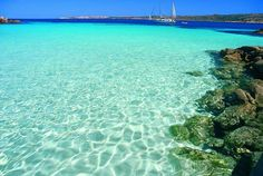#Sardinia #Arzachena. Suggestive Arzachena's panorama and fabulous crystalline sea.