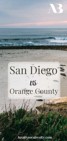 San Diego//Orange County//Vacation Home//Learn about San Diego vs Orange County!  Offering unique amenities, it can be hard to choose between La Jolla & Del Mar vs Laguna Beach & Newport Beach for a vacation home or retirement by Joy Bender Luxury Real Estate Agent Compass San Diego REALTOR®
