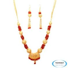 Indian Fashion Necklace Jewelry Set