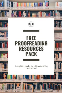 If you want to proofread and copyedit like the pros do, you'll want these fre. Writing A Book, Writing Tips, Writing Prompts, Work From Home Opportunities, Work From Home Jobs, Earn Money From Home, Way To Make Money, Job Info, Proofreader