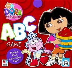 Almost everything in the show is liable to end up a living thing, particularly Dora's purple Backpack which can give Dora an apparently various measure of things from inside itself to help her along. Dora Games, Abc Games, Play Game Online, Online Games, Fun Games For Kids, Games To Play, Dora Diego, Dora The Explorer, Game Sales