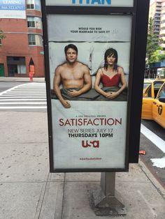 #Satisfaction - NYC - July 14