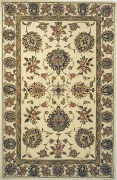 Safavieh Traditions Collection TD606A Handmade Ivory Wool and Silk Area Runner, 2-Feet 6-Inch by 12-Feet by Safavieh. $240.00. This rug features an ivory background and border, and displays stunning panel colors in shades of olive, gold, and burgundy. This runner measures 2-feet 6-inch by 12-feet. The handmade, hand-tufted construction adds durability to this rug, ensuring it will be a favorite for many years. This rug is made of ultra plush premium wool and has sil...