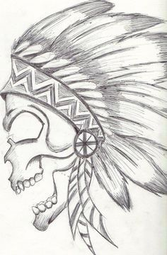 Skull Drawing – 75 Picture Ideas – Drawing Ideas and Tutorials Cute Drawings, Drawing Sketches, Tattoo Drawings, Drawing Ideas, Cool Simple Drawings, Easy Skull Drawings, Simple Pencil Drawings, Cool Drawings Tumblr, Simple Skull Drawing