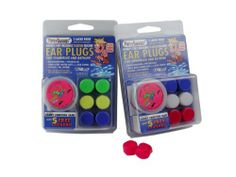 3-pair Pack of PUTTY BUDDIES Floating Formula Soft Silicone Ear Plugs for Swimming/ Bathing by PUTTY BUDDIES. $5.95. Silicone ear plugs are recommended for use during water activity to keep the ears dry. They also protect against noise, but are not to be worn inside the ear canal. Wear over the ear canal only. Use only as directed.