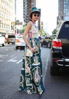 Lee Oliviera Street Style