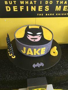 Batman Birthday Party Ideas | Photo 12 of 24 | Catch My Party