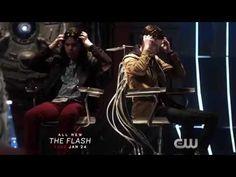The Flash 3x10 Promo Borrowing Problems from the Future HD Season 3 Epis...