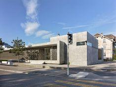 Galeria de Edifício Residencial e Comercial Messer / ssm architekten - 2