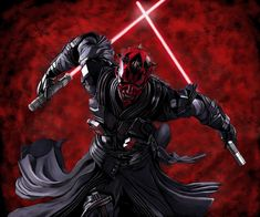 Darth Maul (Ravager) by SoulStryder210 on DeviantArt
