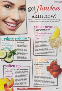 Get flawless skin now!