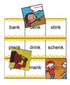 Taal - Woordmatten - Kern 8 - 10 21st Century Skills, Math For Kids, Kids Fun, Dyslexia, Daily Five, Grade 1, Fun Learning, Spelling, Bee