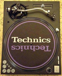 Technics Turntable