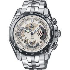 5a1ad61e91a  Fashion Imported Casio Edifice EF 550 Chronograph White  Watch For Men  Casio Efg Men s