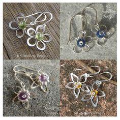 wire flowers tutorials
