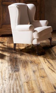 Beautiful oil finished hardwood floor from Kahrs. Delicious matte patina and rich color make this room unbelievably comfy and lived in.