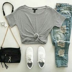 Unravel Casual Outfit inspiring ideas (but stylish) fashion little girls will certainly be dressing right away. casual outfits for teens Teenage Outfits, Teen Fashion Outfits, Mode Outfits, Outfits For Teens, Fall Outfits, Womens Fashion, 90s Fashion, Hipster Fashion, Style Hipster