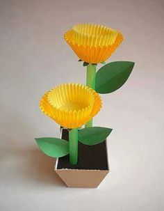 Cup for flowers!