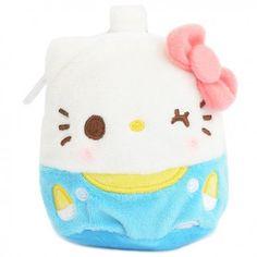 Sanrio Characters Hello Kitty Coin Purse (◕ᴥ◕) Kawaii Panda - Making Life Cuter
