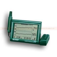 http://handinstrument.se/luftfuktighetsmatare-r688/grafisk-datalogger-for-matning-av-fukt-temperatur-och-daggpunkt-240v-53-RH520A-240-r731  Grafisk datalogger för mätning av fukt, temperatur och daggpunkt. 240V  Samtidig numerisk och grafisk display av fukt och temperatur, samt tid och datum  Luftfuktighet (10 till 95% RH) och temperatur (-29,0°C till 60,0°C) plus beräknad Daggpunkt  Basonoggrannhet 3% RH, 1°C  Stora dubbla grafiska LCD-displayer med justerbar vertikal och horisontell...